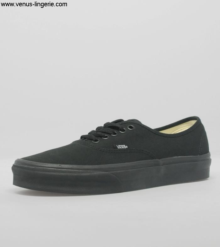 Mens Footwear 2016 Black Commonly Vans Authentic 053264 sale 100 | Online Genuinehot CLPTUVX147