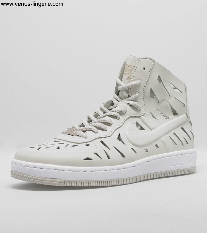 Womens Footwear 2016 Normally Light Bone Nike Air Force 1 Mid Joli QS 100 qualityWholesale 195050 top | ADILMOQRU8